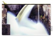 Spillway On The Canal Carry-all Pouch
