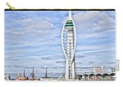 Spinnaker Tower Portsmouth Carry-all Pouch