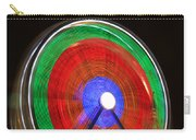 Spinning Wheels Carry-all Pouch
