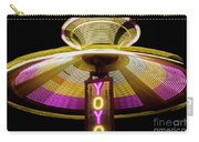 Spinning Yoyo Ride Carry-all Pouch