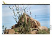 Spiny Cactus East Of Wickenburg Carry-all Pouch