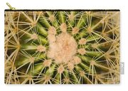 Spiny Cactus Needles Carry-all Pouch