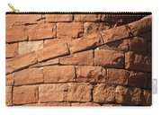 Spiral Bricks Carry-all Pouch