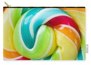 Spiral Candy  Carry-all Pouch