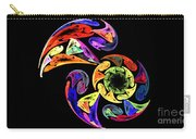 Spiral Toucan Carry-all Pouch