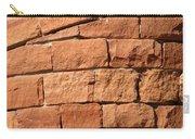 Spiraling Bricks Carry-all Pouch