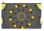 Spiraling Gerberas Carry-all Pouch