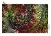 Spiralling Fractal One Carry-all Pouch
