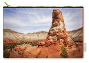 Spire Rocks At Kodachrome Basin State Park Carry-all Pouch