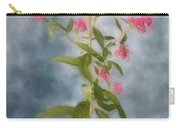 Spirea In Crystal Carry-all Pouch