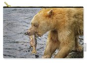 Spirit Bear Take Out  9636 Carry-all Pouch