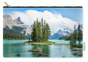 Spirit Island, Jasper National Park Carry-all Pouch