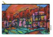 Spirit Of Santa Fe Carry-all Pouch