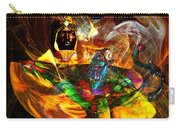 Spirit Of The Lamp Carry-all Pouch