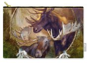 Spirit Of The Moose Carry-all Pouch