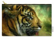 Spirit Of The Tiger Carry-all Pouch