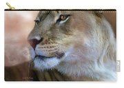 Spirit To Thrive Carry-all Pouch by Carol Cavalaris