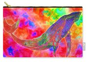 Spirit Whale Carry-all Pouch by Nick Gustafson