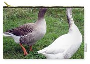 Spirited Geese Carry-all Pouch