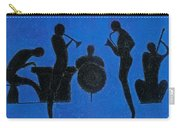 Spirits Of Jazz Carry-all Pouch