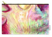 Spirits Of The Sun Carry-all Pouch by Linda Sannuti