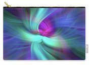 Spiritual Freedom. Mystery Of Colors Carry-all Pouch