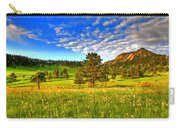 Spiritual Sky Carry-all Pouch by Scott Mahon