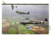 Spitfire Sweep Colour Version Carry-all Pouch