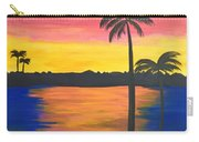 Splash Of Colors Carry-all Pouch