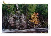 Splash Of Fall Color Carry-all Pouch