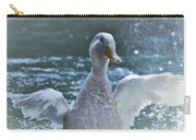 Splashing Duck Carry-all Pouch