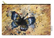 Splatter Butterfly Carry-all Pouch
