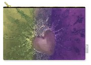 Splattered Ink Carry-all Pouch