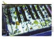 Splattered Keys Carry-all Pouch