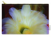 Splendid  Flower Of Cactus. Carry-all Pouch