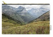 Splendor From Highline Trail - Glacier Carry-all Pouch