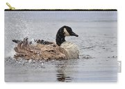 Splish Splash - Canada Goose Carry-all Pouch