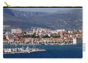 Split Croatia's Waterfront Carry-all Pouch