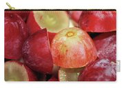 Split Red Grapes Carry-all Pouch