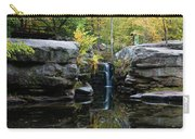 Split Rock In October #1 Carry-all Pouch