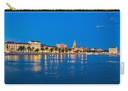 Split Waterfront Blue Hour View Carry-all Pouch