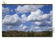 Spokane Cloudscape Carry-all Pouch