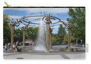 Spokane Fountain Carry-all Pouch