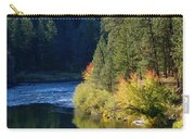 Spokane Rivereflections Carry-all Pouch
