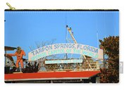 Sponge Capitol Carry-all Pouch
