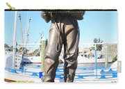 Sponge Diver Memorial Carry-all Pouch