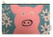 Sponge Pig Carry-all Pouch