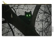 Spooky Cat Carry-all Pouch
