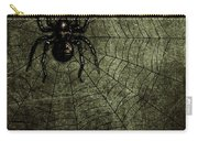 Spooky Spider Carry-all Pouch
