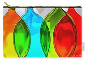 Spoon Bottles-rainbow Theme Carry-all Pouch